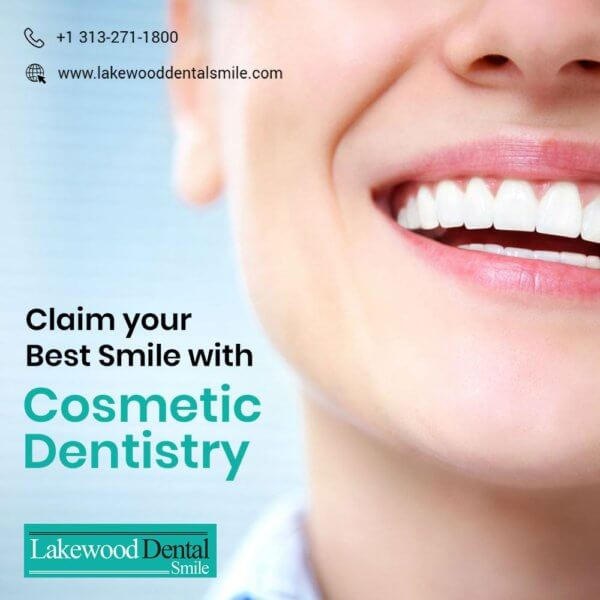 Cosmetic Dentitry